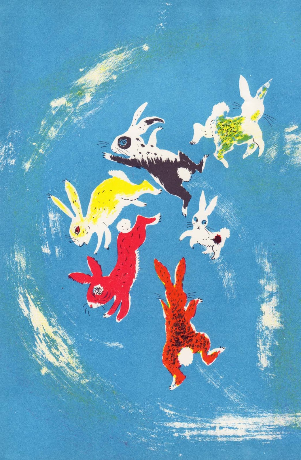 The Christmas Bunny.Vintage Kids Books My Kid Loves The Christmas Bunny