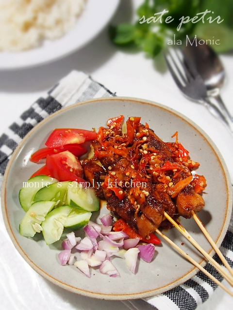 resep sate petir ayam pak nano wanna be