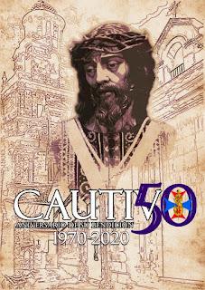 La Hermandad del Amor de Jerez presentó los actos por el 50 Aniversario de la Bendición de Jesús Cautivo