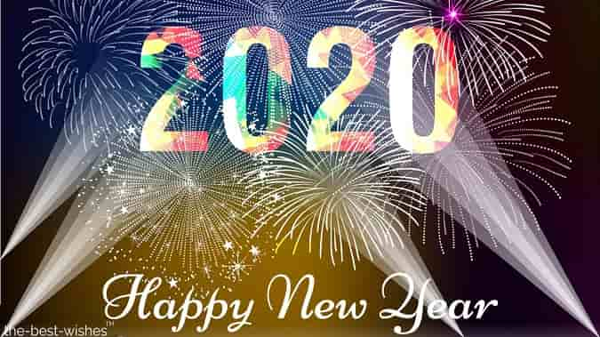 new years wishes 2020
