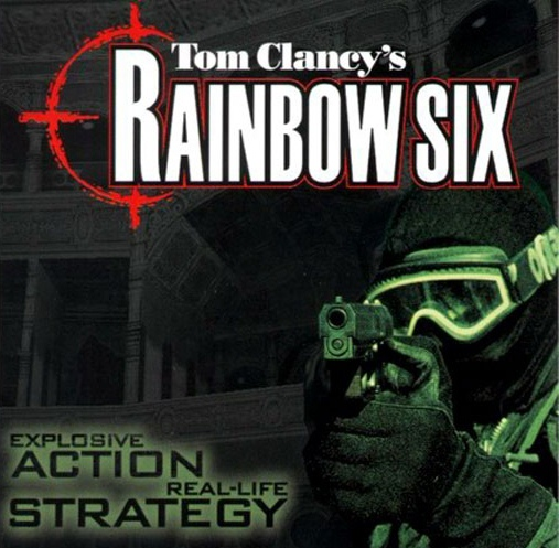 Tom Clancy's Rainbow Six Download Poster
