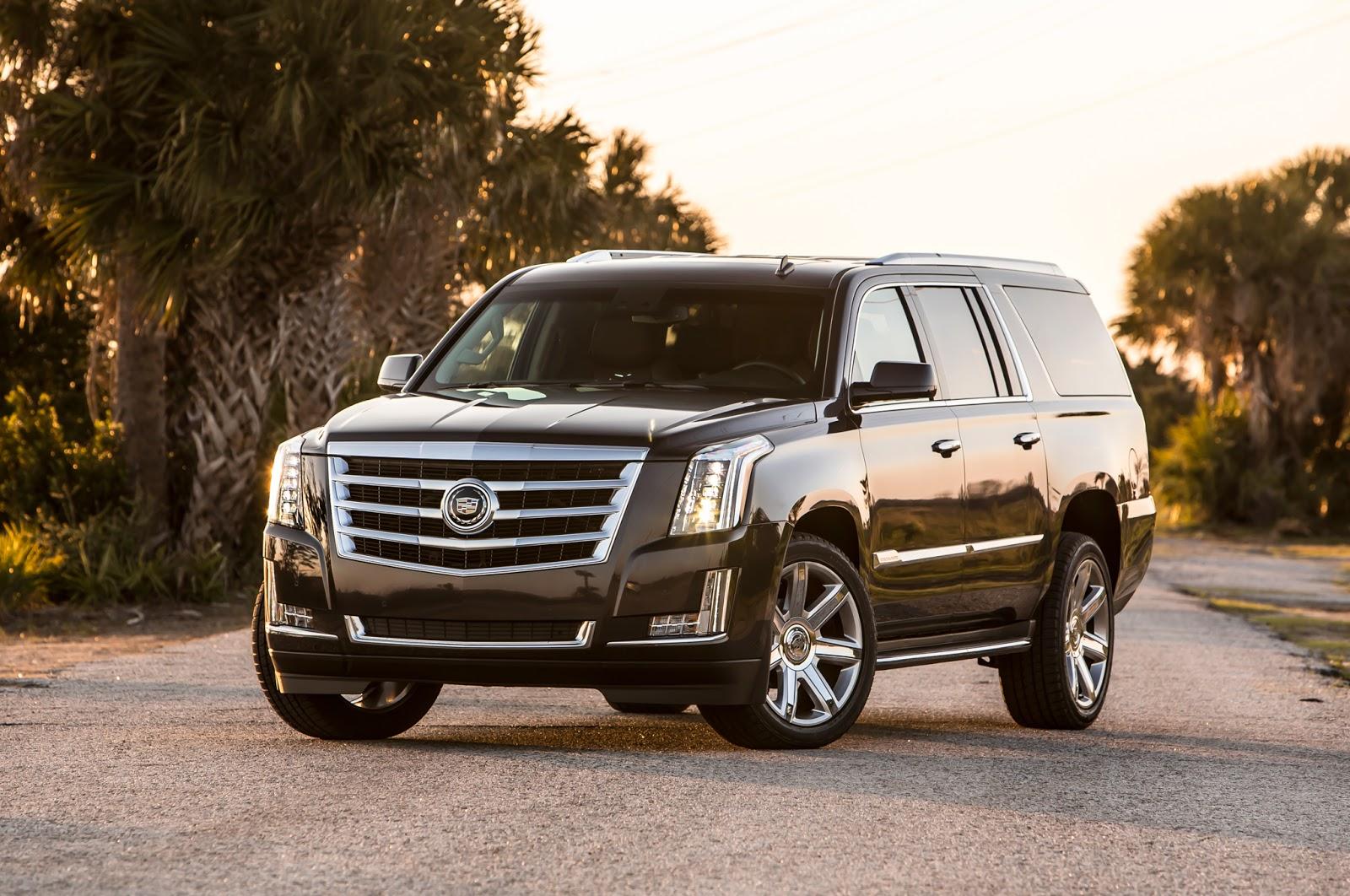 Cadillac Escalade một quái thú đến từ nước Mỹ