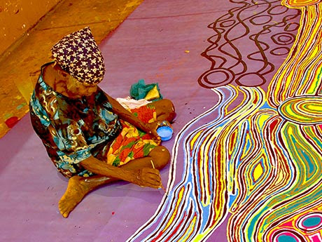 What to Know about the Traditional Aboriginal Art