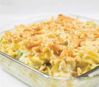 Chicken Noodle Casserole 1 Recipe
