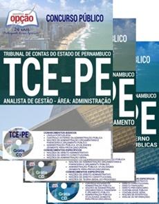 Apostila TCE-PE 2017 Analista