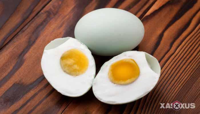 Cara membuat telur asin dengan cepat