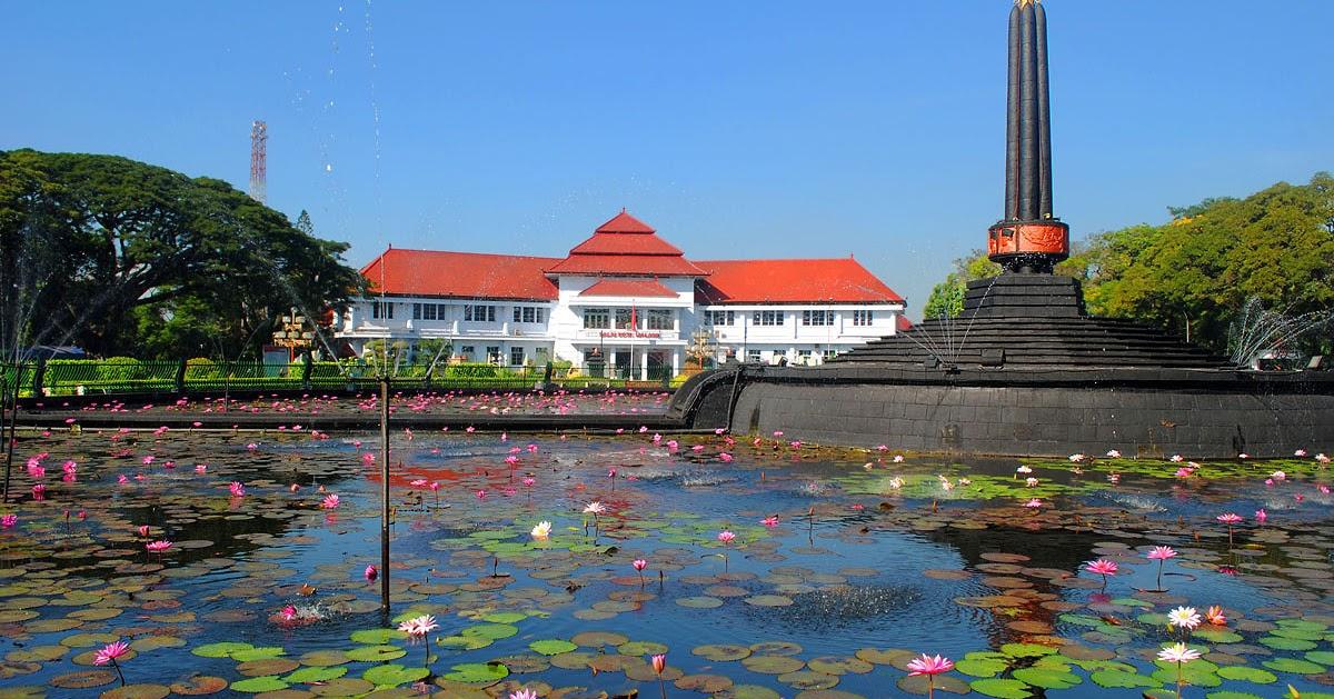 Malang City Corner Stad Malang Hoek The History Of Malang