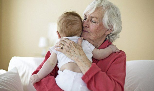 Grandparents Who Keep Grandchildren Live Longer