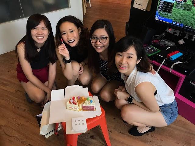 Happy 25th Birthday ShiMei!