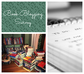 Book Blogging Survey