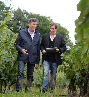 blog vin Beaux-Vins Avenue Des Vins fondateurs