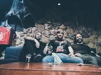 Babel Trio band photo 2018 thessaloniki