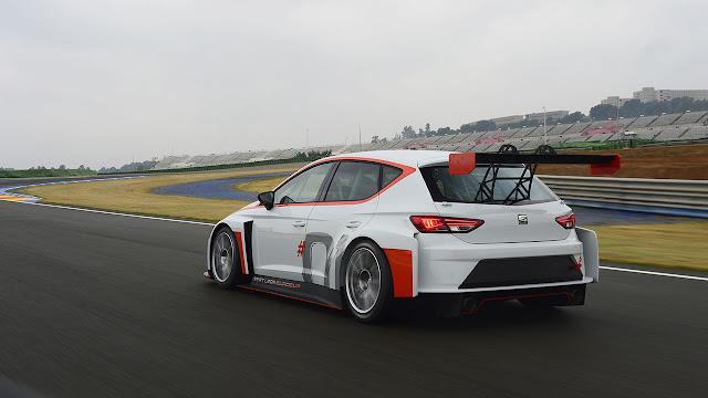 Engines warm up for SEAT Leon Eurocup 2016