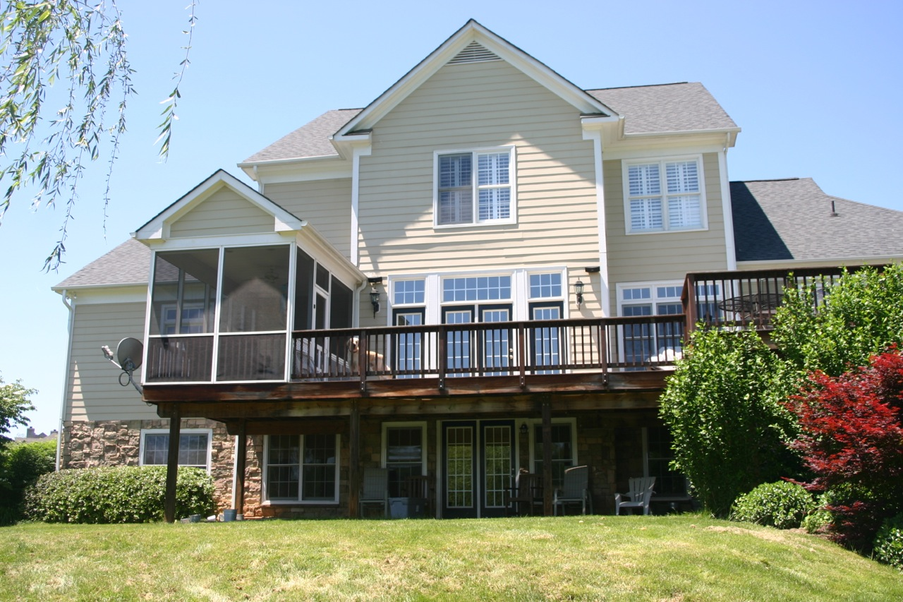 Modern homes USA front designs exterior.