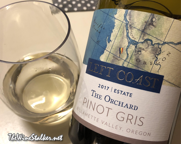 Left Coast The Orchard Pinot Gris 2017