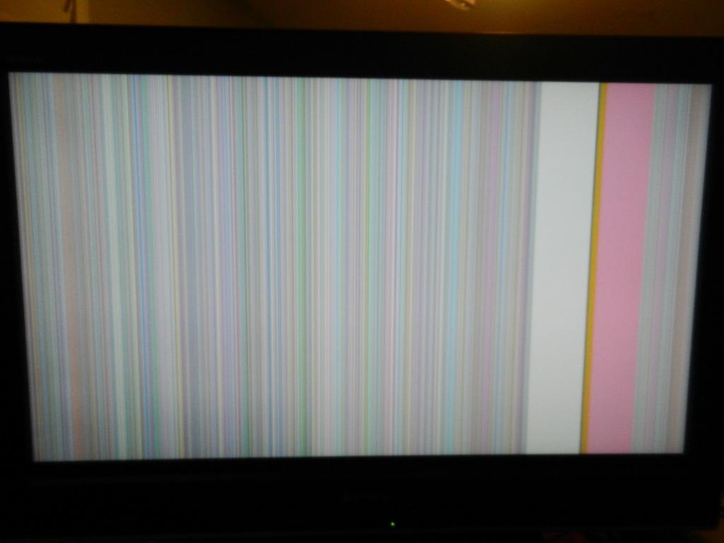 LCD Panel Repair   LED TV Repairing Service Center : Facing