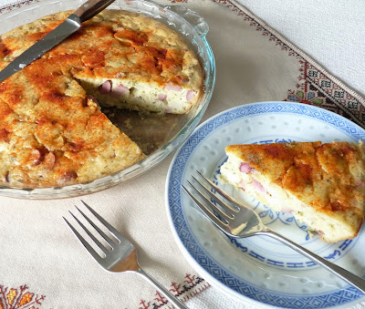 Turkish Potato Cake