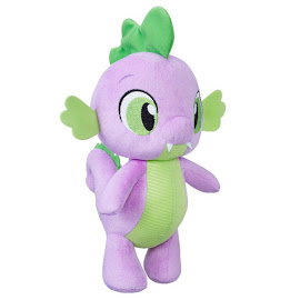MLP Spike Plush Figure by Hasbro