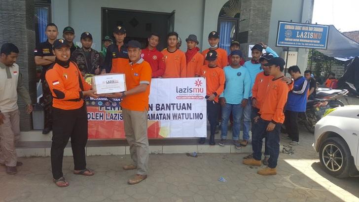 Catatan Relawan MAM Watulimo di Pacitan