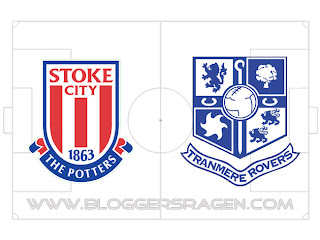 Pertandingan Tranmere Rovers vs Stoke City
