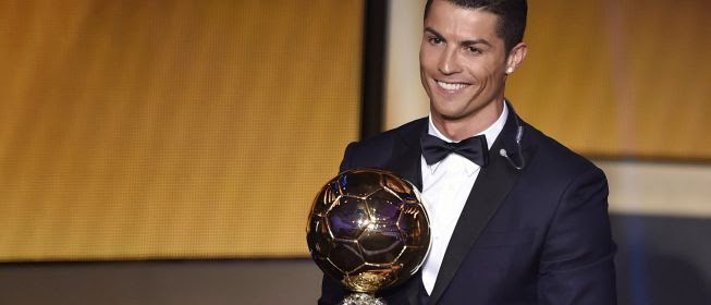 La gala del balón de oro se vio desde Internet