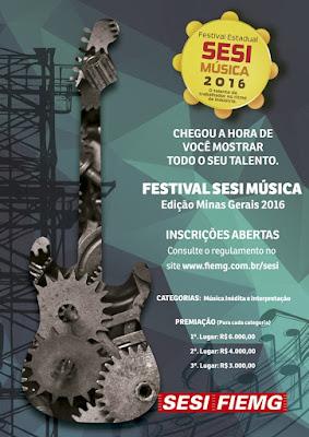 Festival Estadual SESI Música