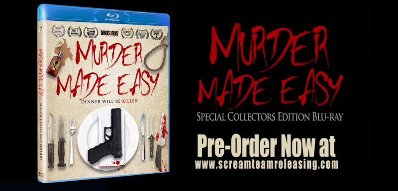 murder made easy bluray