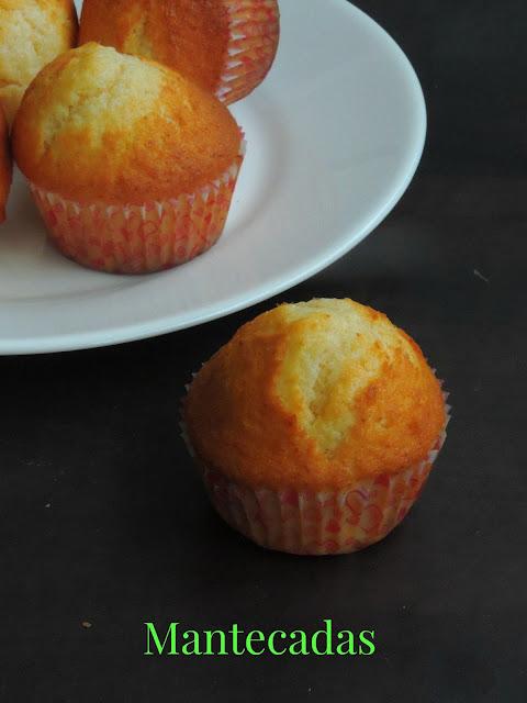 Mantecadas,Mexican Muffins