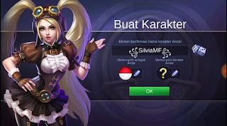 Cara Membuat NickName Unik Mobile Legends Update Terbaru