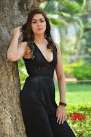 Sakshi Chaudhary in beuatiful black Deep neck Top and trousers at oollo pelliki kukka ~  Exclusive Galleries 004.jpg