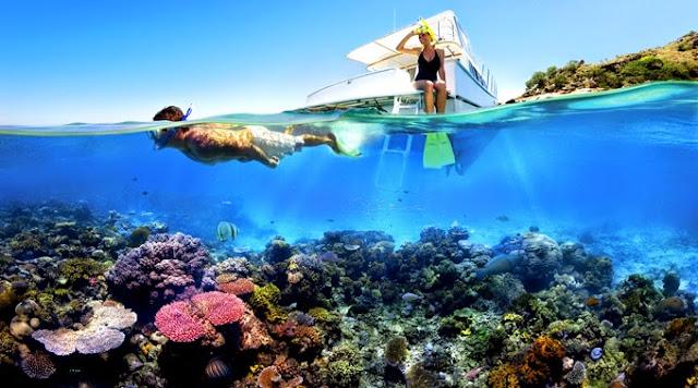 snorkeling banyuwangi