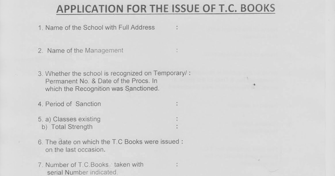 utf mopidevi application for tc book