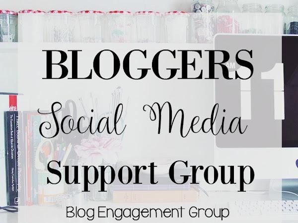 Bloggers Social Media Support