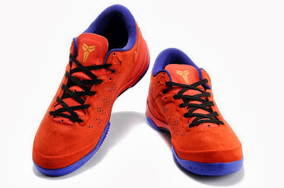 timeless design 5b8cf 11dcb NIKE KOBE 8 RED is the off-court version of the KOBE 8 SYSTEM. The Year of  the Snake model is made of red suede for the Chinese New Year.