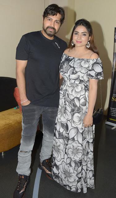 34. Sujoy Mukherjee with Wife