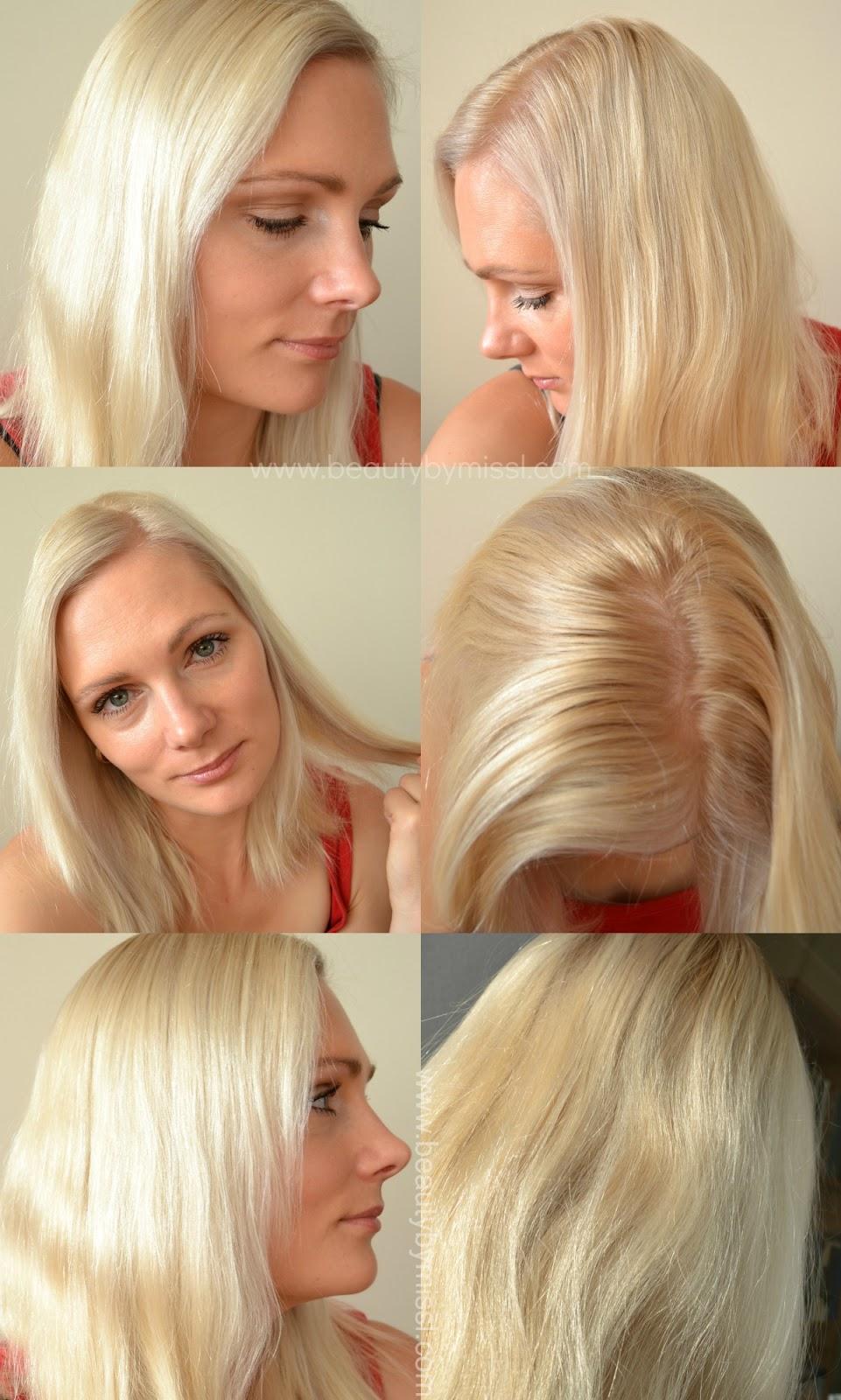 result, tulemus, juuksevärv