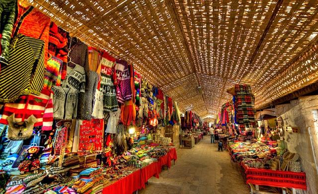 Quanto dinheiro levar para fazer compras em San Pedro de Atacama