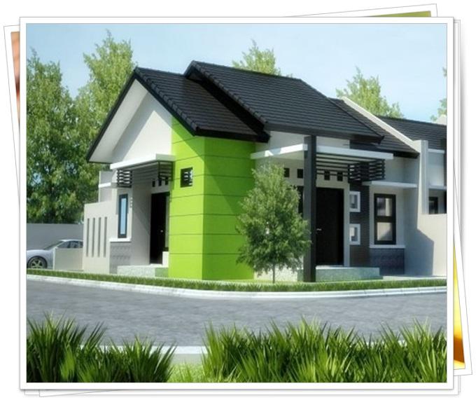 gambar konsep rumah minimalis type 45