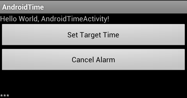 Android-er: Cancel alarm with a matching PendingIntent