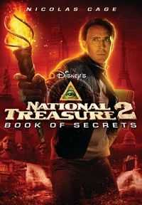 National Treasure Book of Secrets Hindi Dubbed - Tamil - English Movie Download