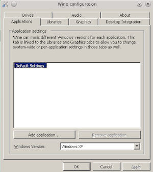Menjalankan MS Power Point di Linux