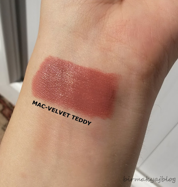 MAC - VELVET TEDDY RUJ