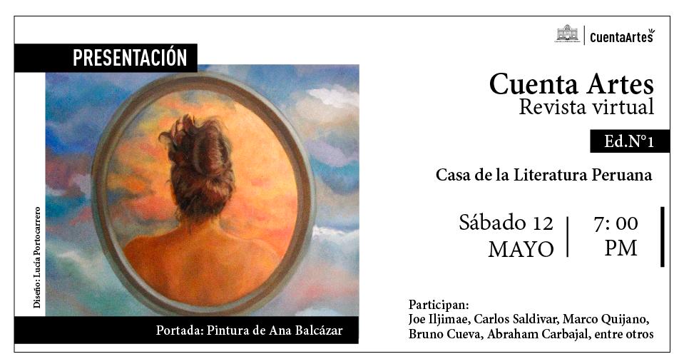 Presentación de la Primera Edición Digital de revista Cuenta Artes ...