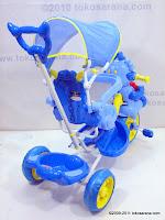 2 Sepeda Roda Tiga Wimcycle Dragon