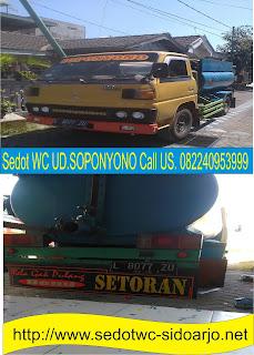 Sedot WC Bakung Pringgodani Sidoarjo, 085755555878