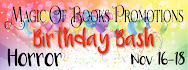 MoB Birthday Bash - Horror
