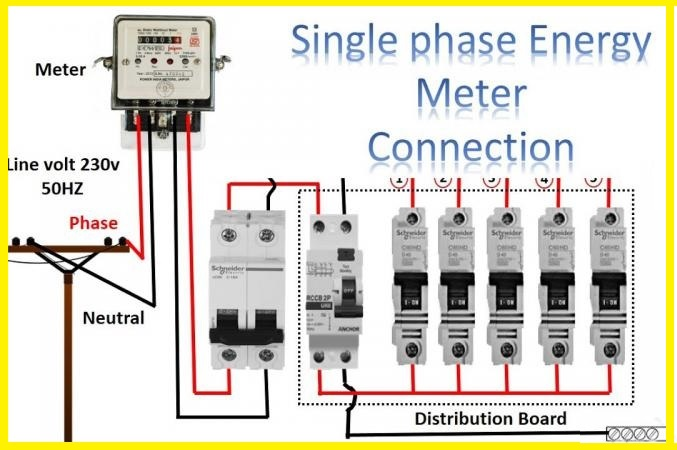 Super Ingle Phase Meter Wiring Diagram Energy Meter Energy Meter Wiring Digital Resources Indicompassionincorg
