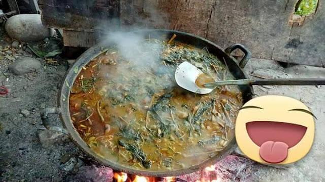 Pagit-pagit masakan khas suku karo