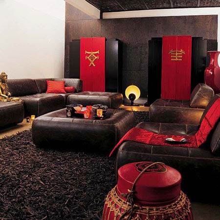 sala asiática