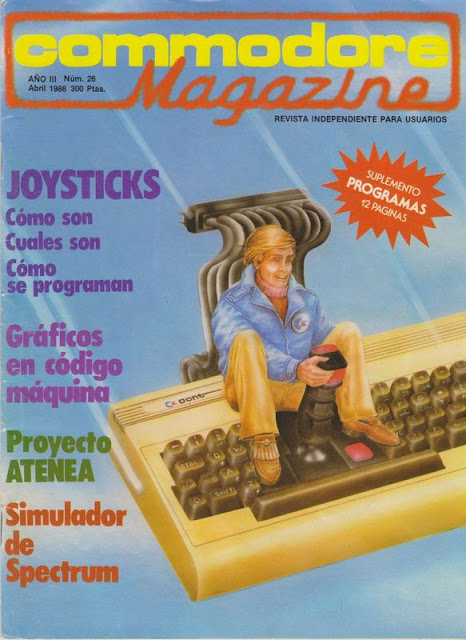 Commodore Magazine #26 (26)